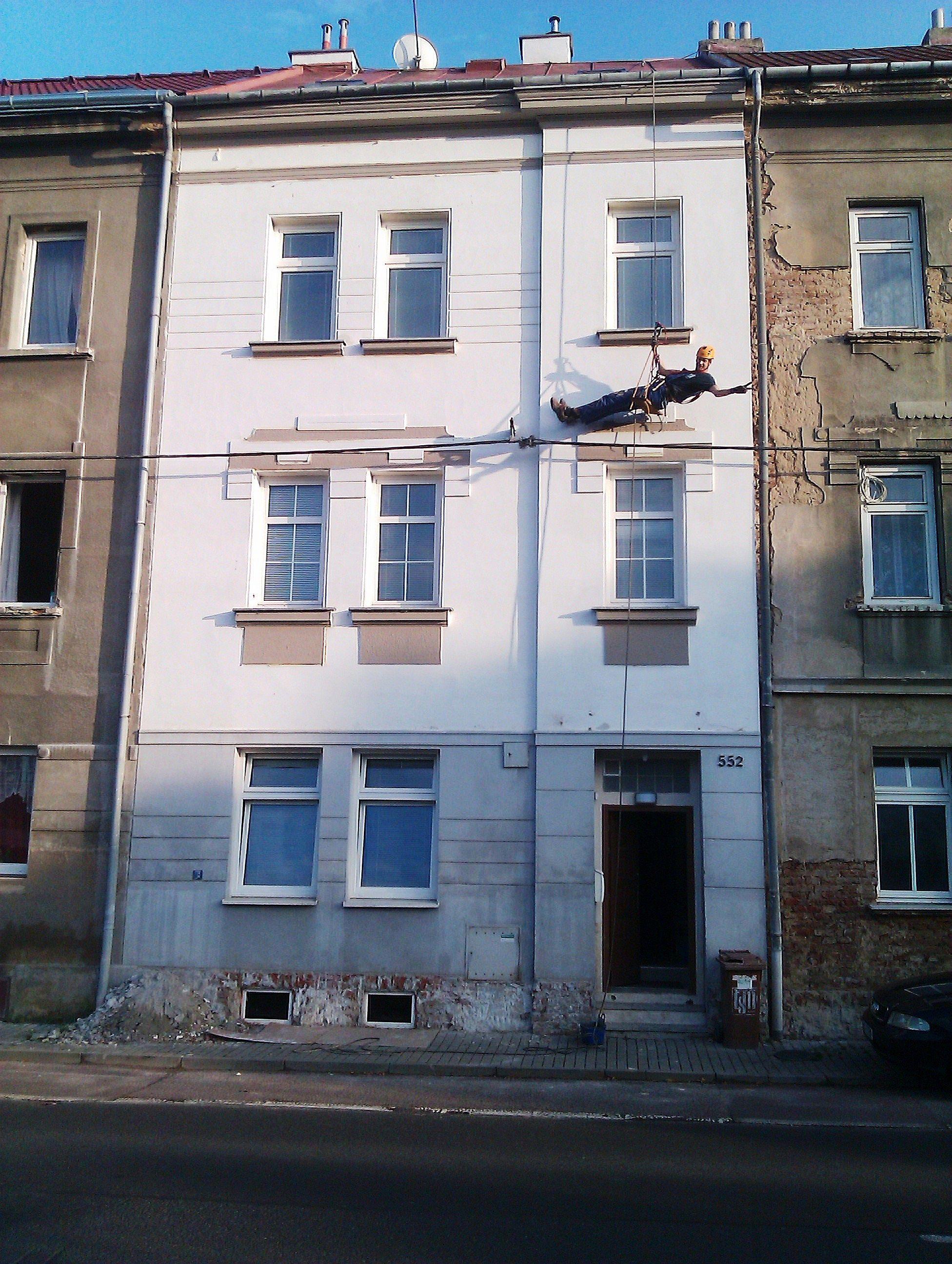 Nátěr fasády Svádov
