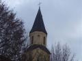 Oprava kostela Chlumec